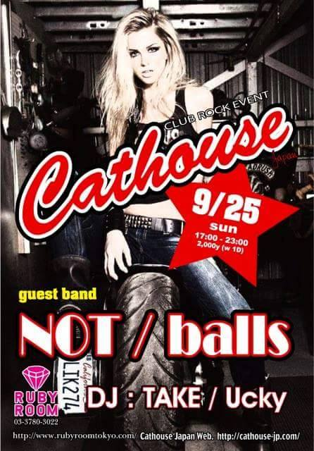 cathouse/balls