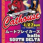 cathouse 25th